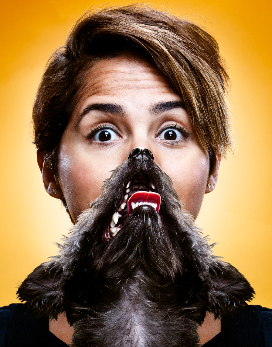 Dog-Beard-humor-photography